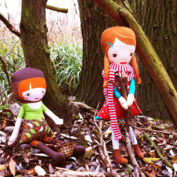Forest Dolls