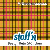 "Motiv: ""gk_31b"", ©Mustermaedchen, www.stoffn.de"